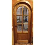 Межкомнатная дверь Барон арочная ДО
