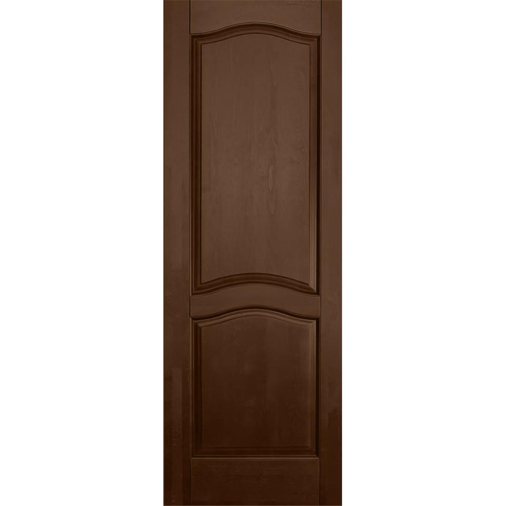 Межкомнатная дверь Лео ДГ античный орех