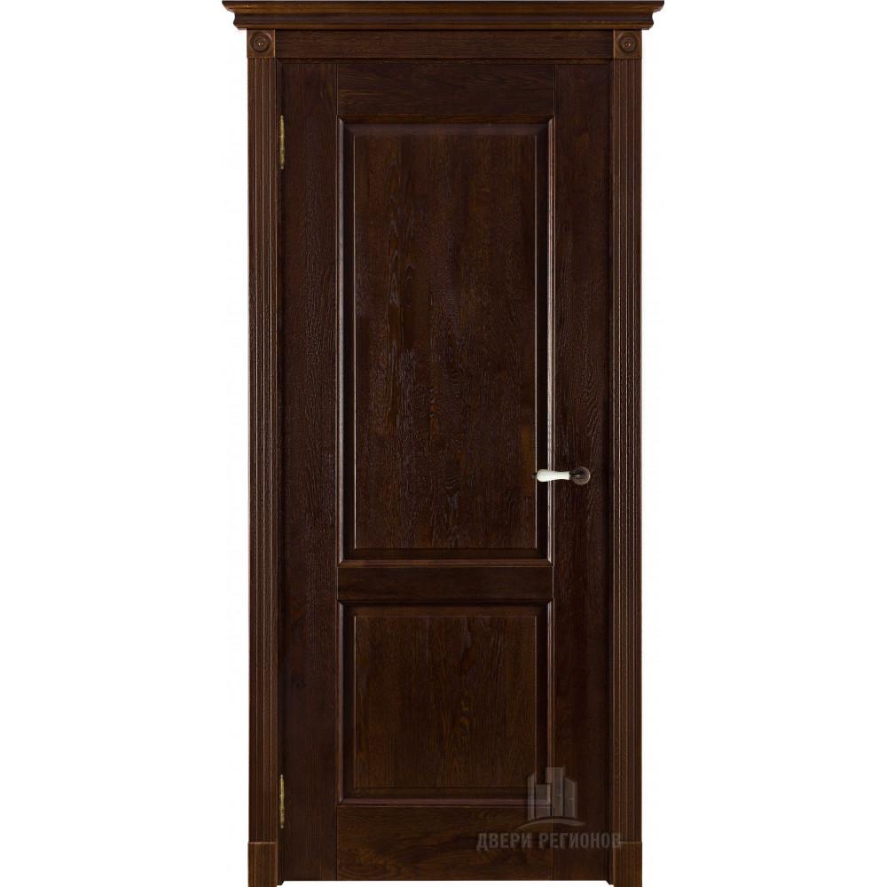 Межкомнатная дверь Селена  дуб античный орех