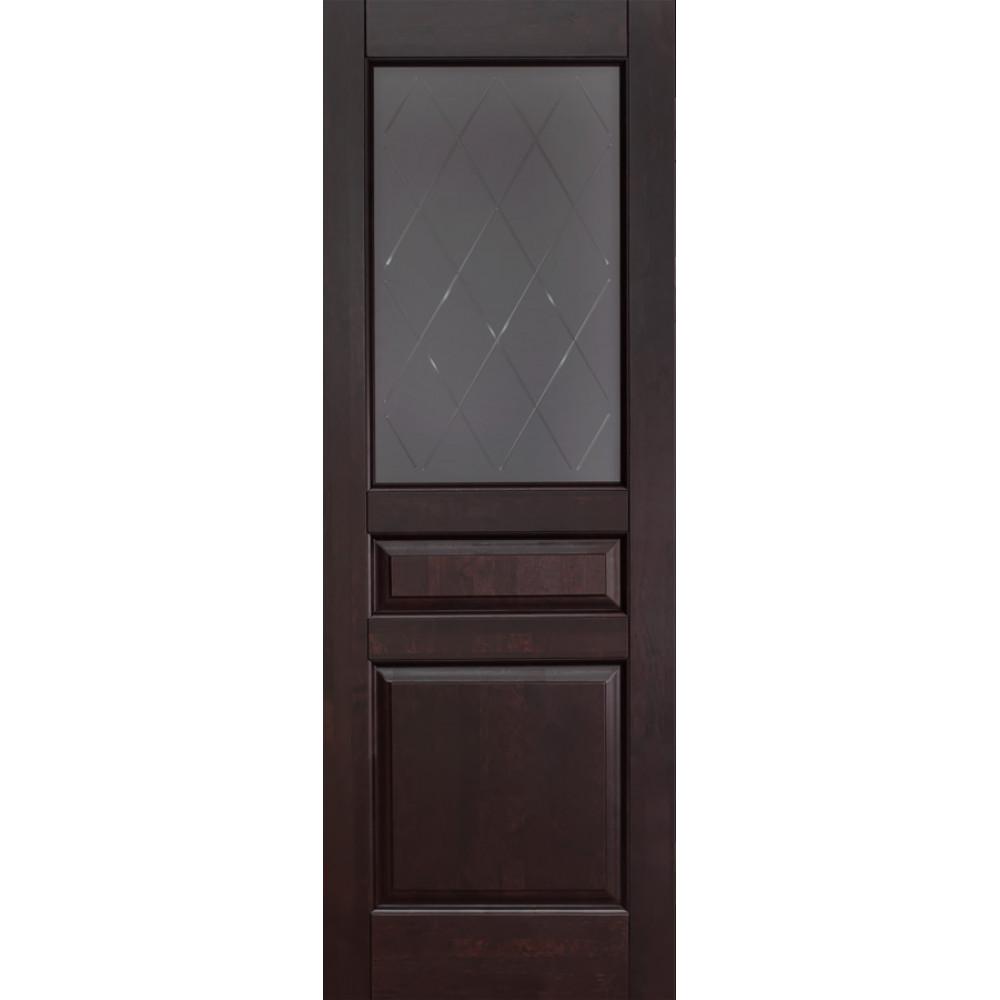 Межкомнатная дверь Валенсия ДО Венге